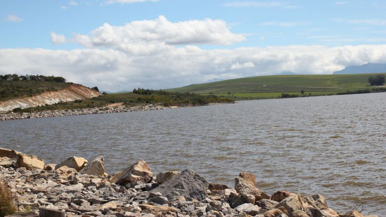 Western Cape dam levels on the rise