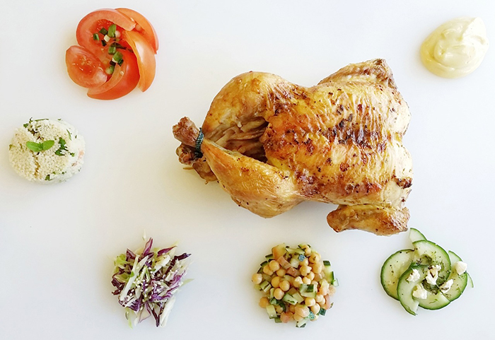 Ready for a real roast? Cocotte is the place
