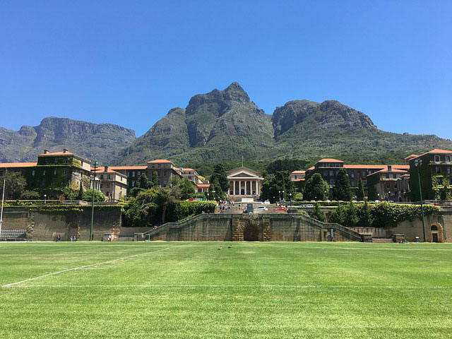 UCT ranked top university in Africa