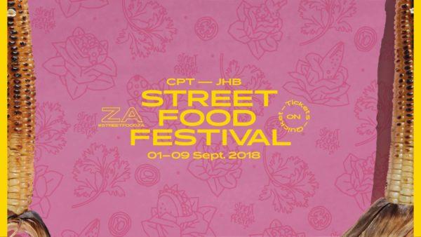 Street Food Festival 2018: Cape Town
