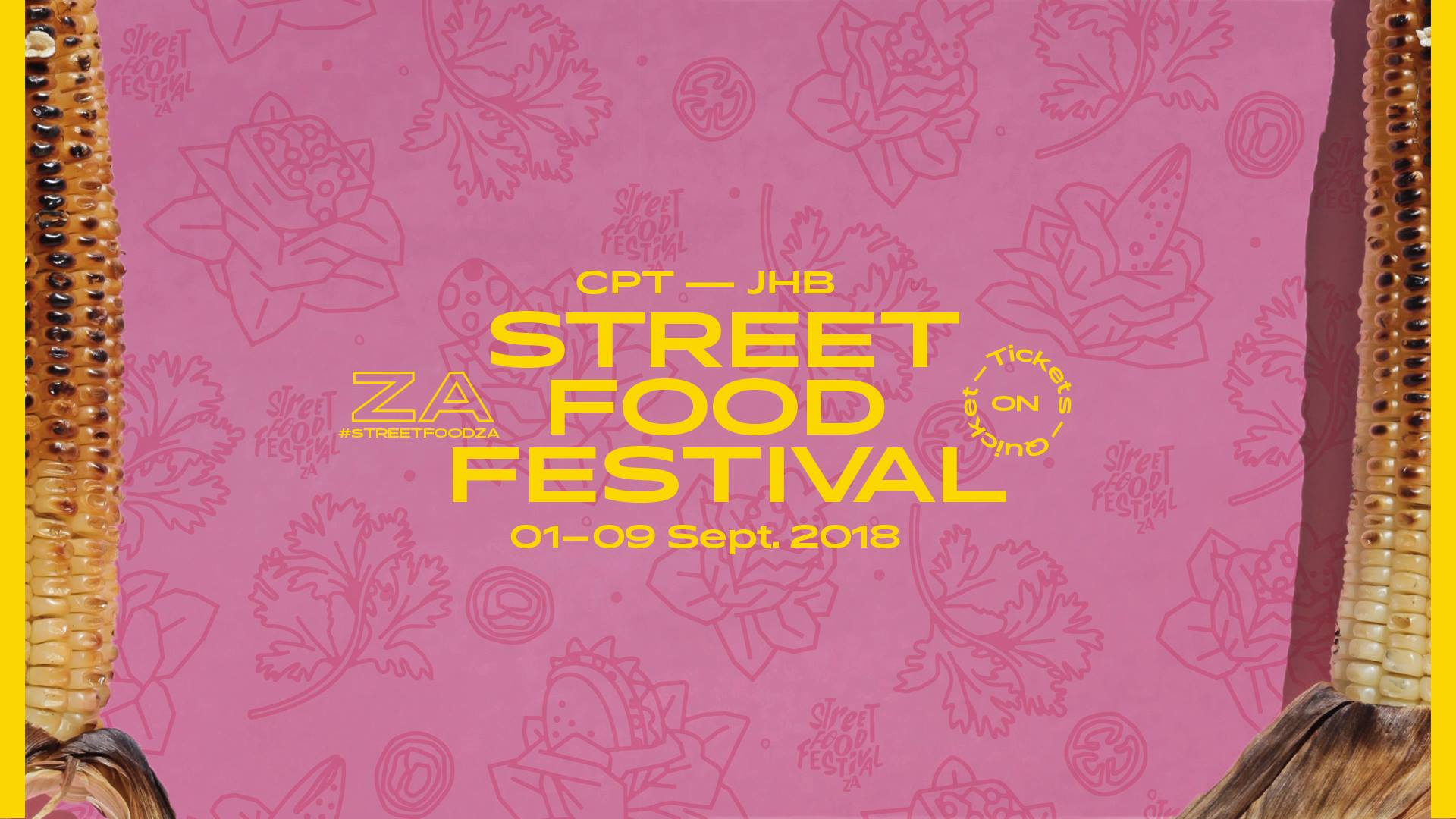 Street Food Festival 2018: Cape Town
