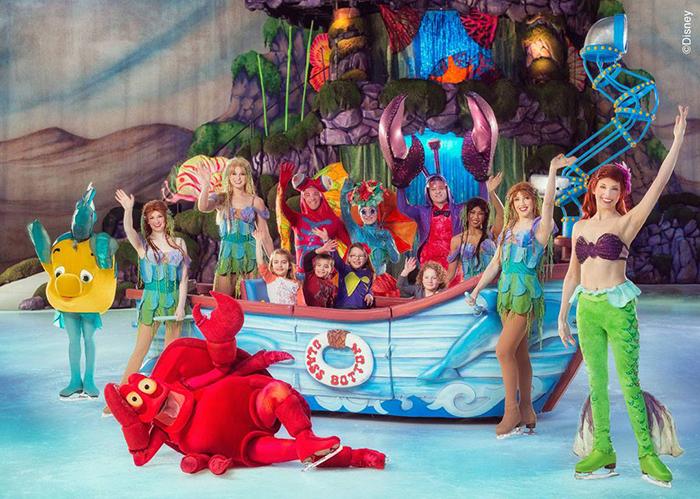 Disney princesses skate back into Cape Town