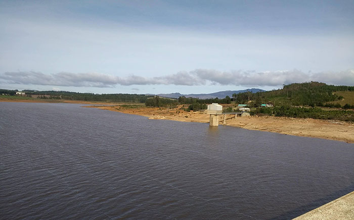 Cape dam levels rise to 38.1%