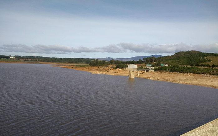Cape dam levels rise to 38.1%