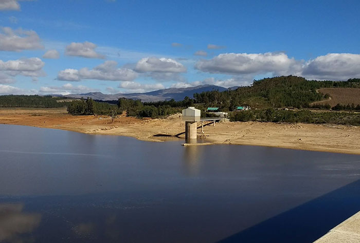 Pictures: Theewaterskloof dam is filling up