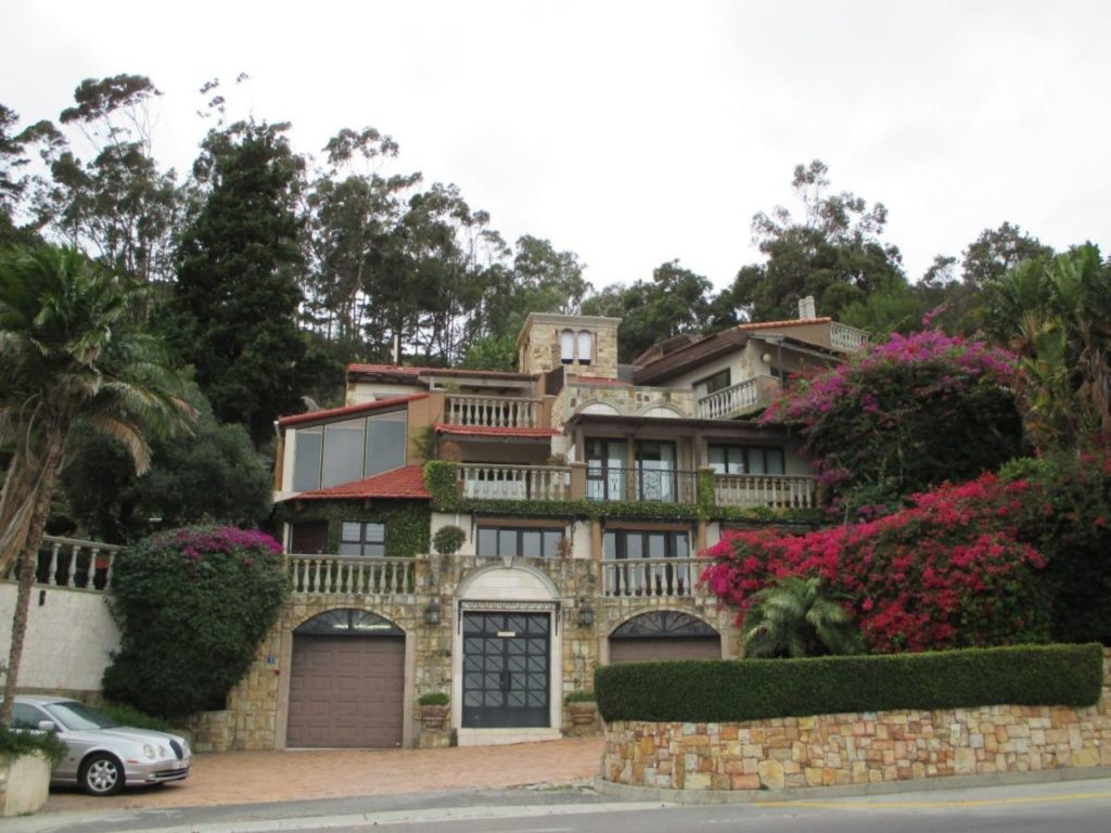Iconic Cape Town villa up for auction