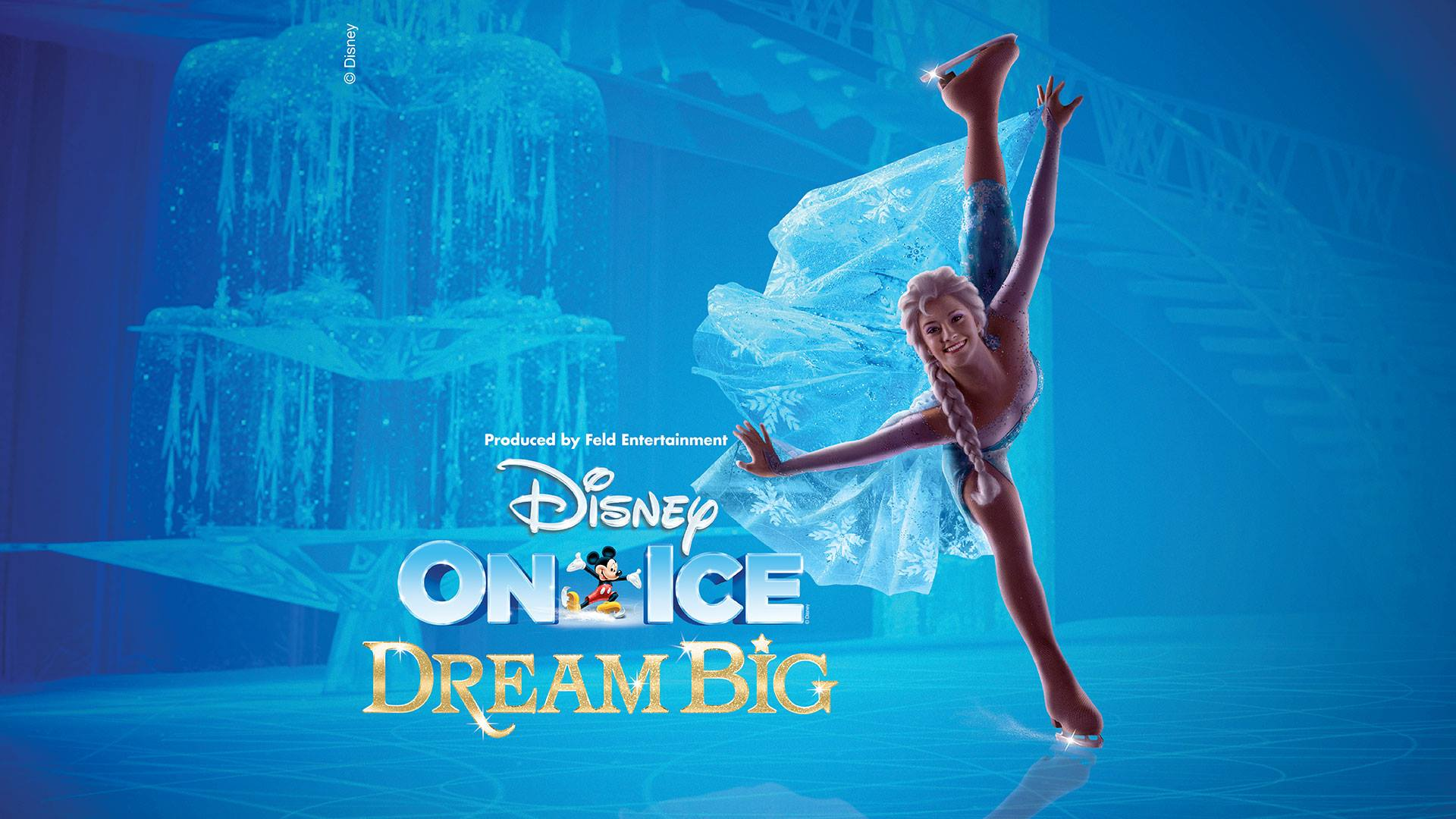 Disney On Ice Dream Big, Cape Town