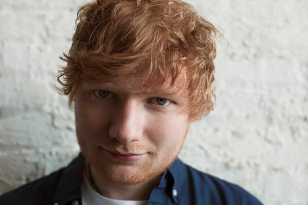 Ed Sheeran leaves us laughing