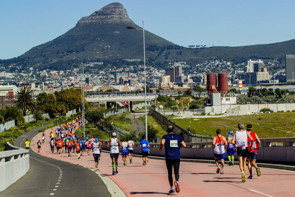 100 Days to the Sanlam Cape Town Marathon