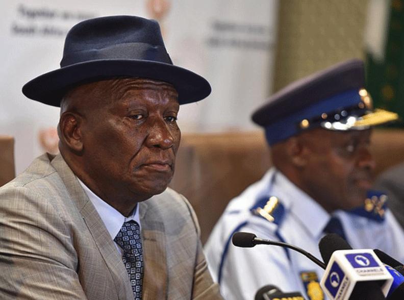 Cele reveals new crime intervention plan