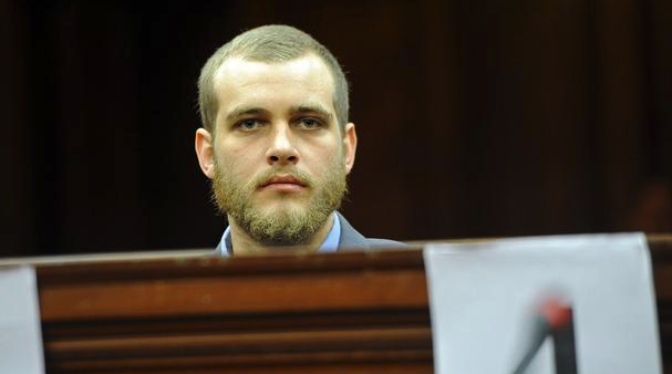 Henri van Breda sentenced to three life terms