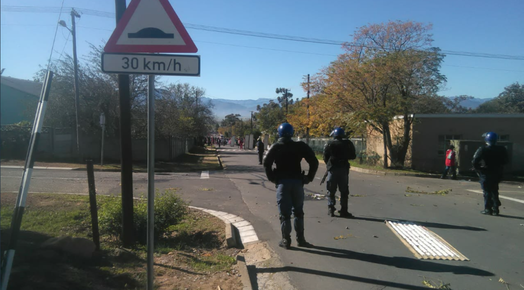 21 arrested in Riebeek-Kasteel riots