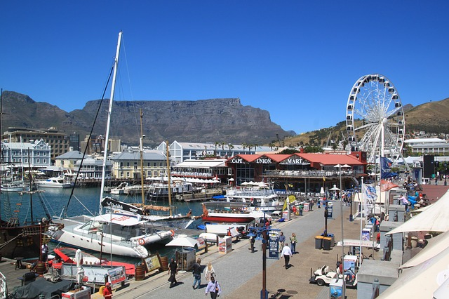 New flights connect Africa to Cape Town