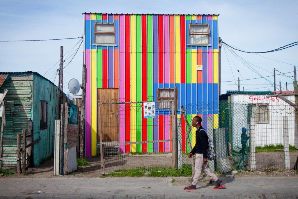 Zeitz Mocaa competes with Khayelitsha shack