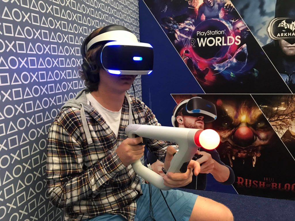 Electronics & Gaming Expo 2018