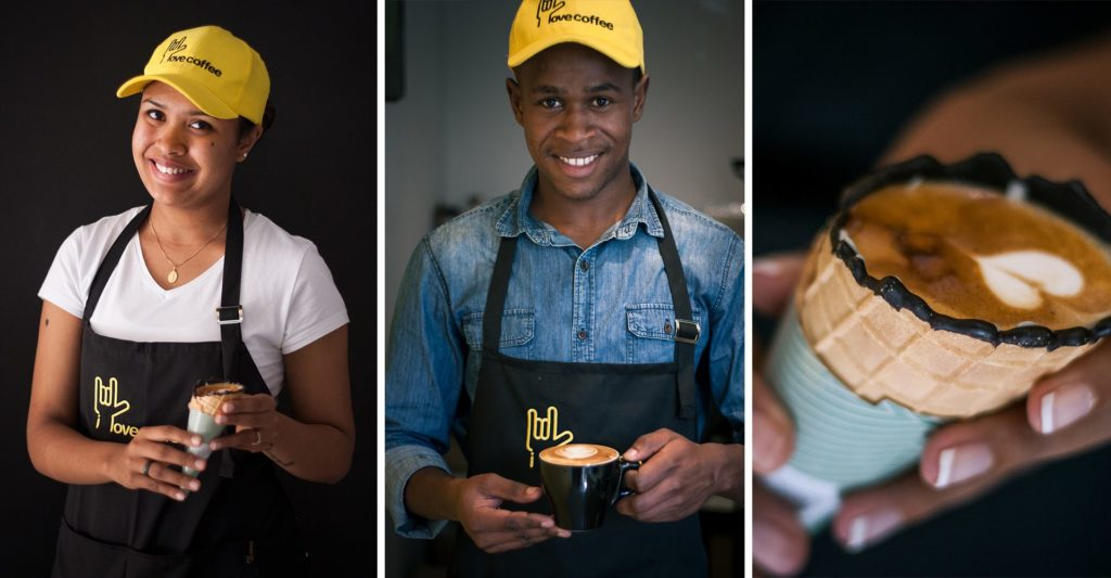 Cape Town's most caring coffee brand
