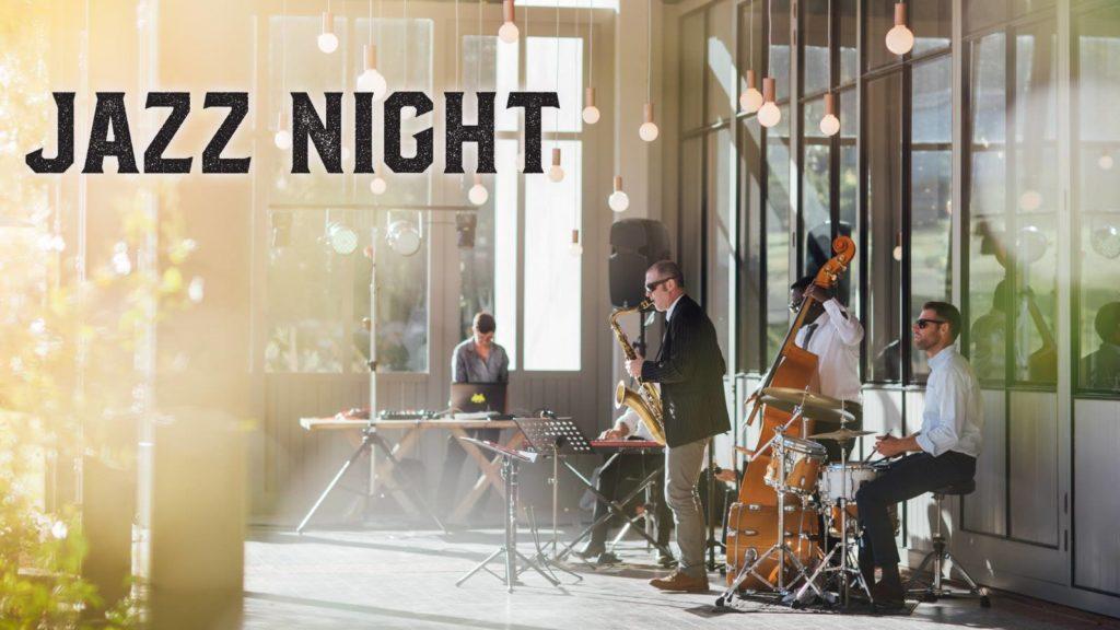 Jack Black Jazz Night
