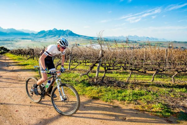 Stellenbosch is perfectly picturesque whether you re on your bike or not.  The Stellenbosch MTB Challenge is of a higher difficulty than most routes  with a ... c96595f3e