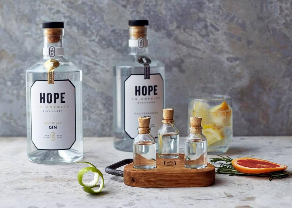 Distillery Dinner at Hope on Hopkins