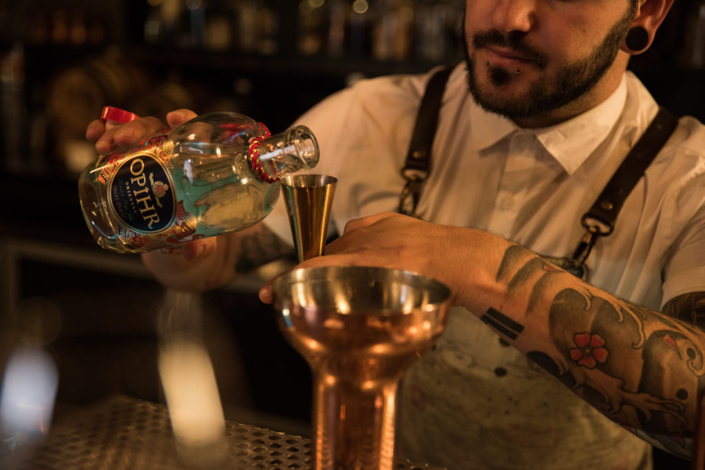 Calling all mixologists for a gin journey