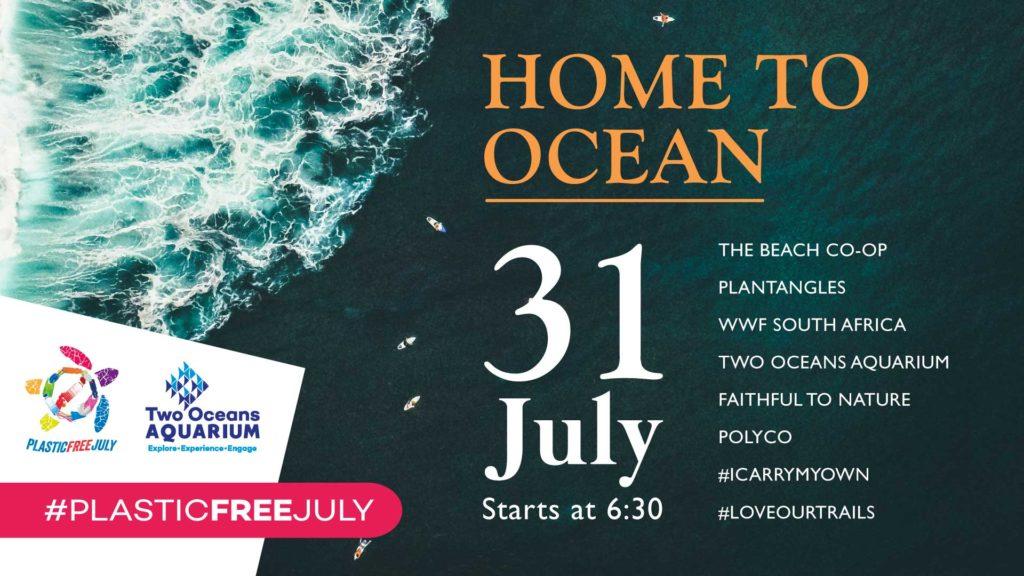 Home To Ocean at Two Oceans Aquarium