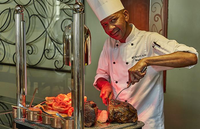 Peach Tree Restaurant - the worst-kept best buffet secret
