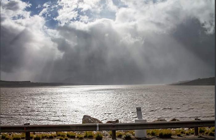 Cape dam levels close to 50% full