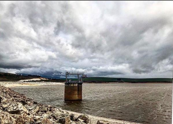 Watch our beautiful dams flow