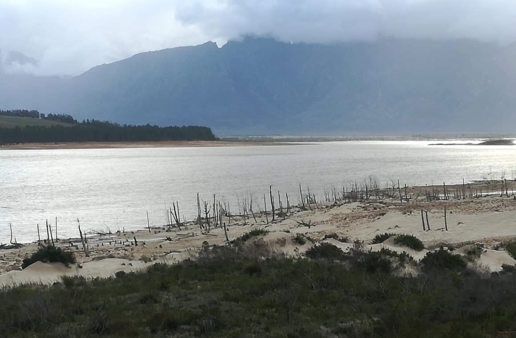PICTURES: Theewaterskloof doubles in water levels