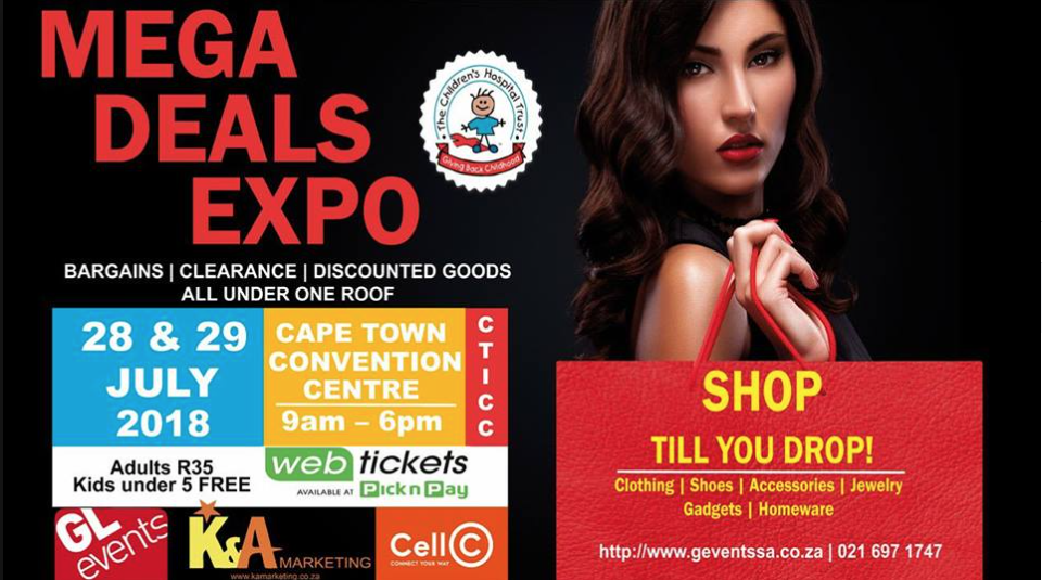 Mega Deals Expo 2018