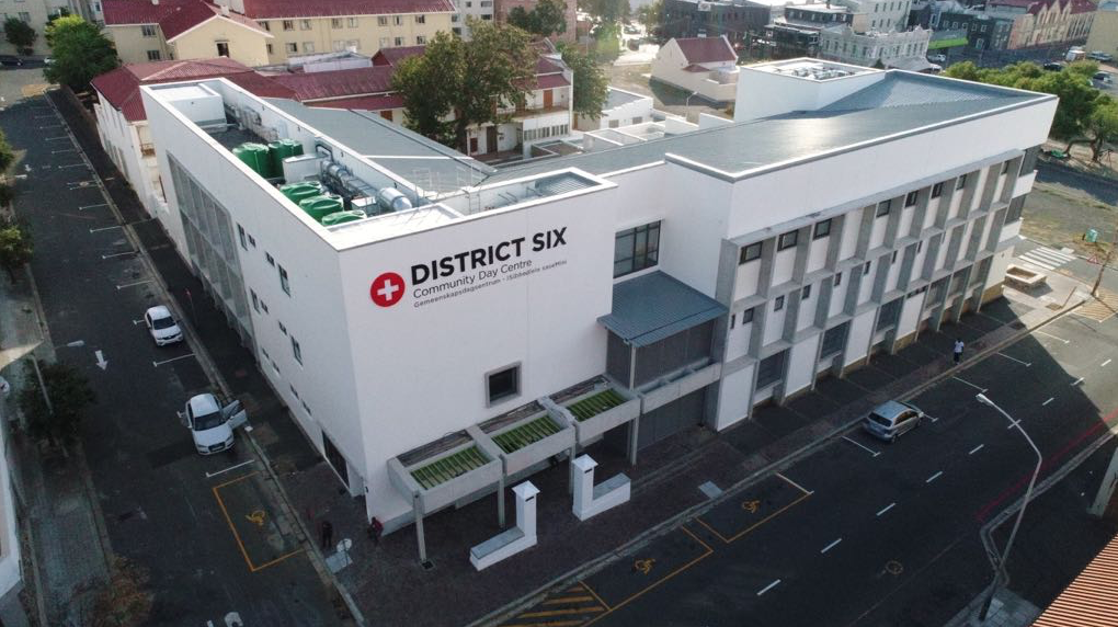 New District Six Day Centre for Cape Town