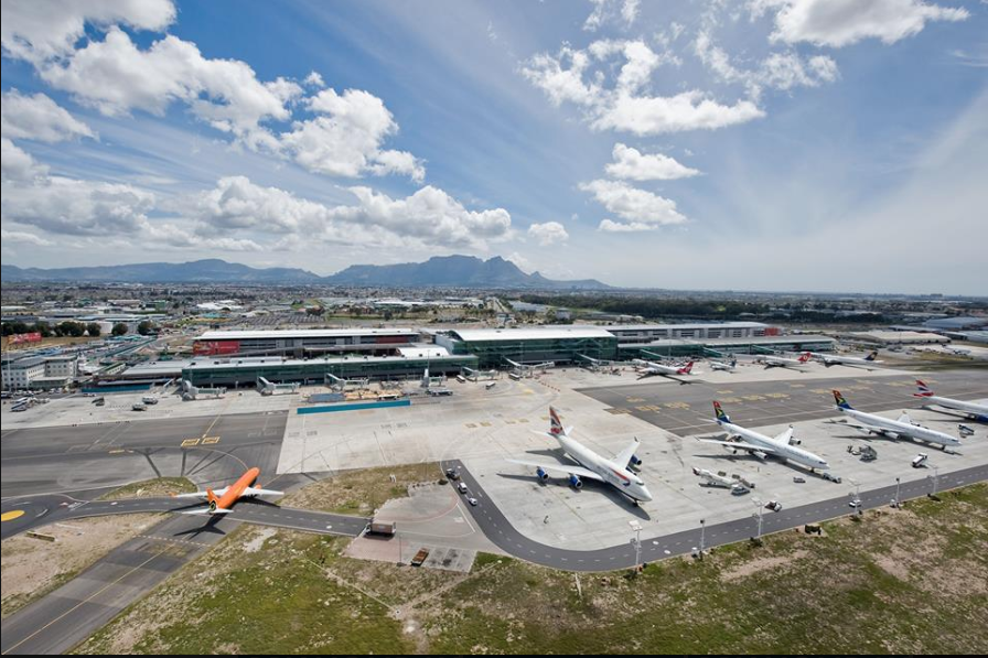 Cape Town International Airport nominated for best airport
