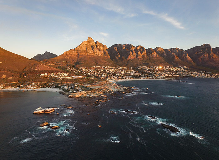 Cape Town voted Worlds Best City 2018