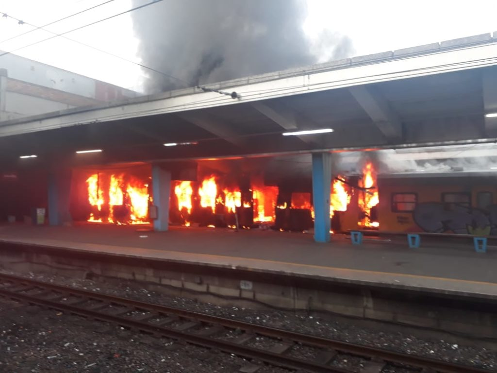 'Sinister force' causes Metro Rail fires