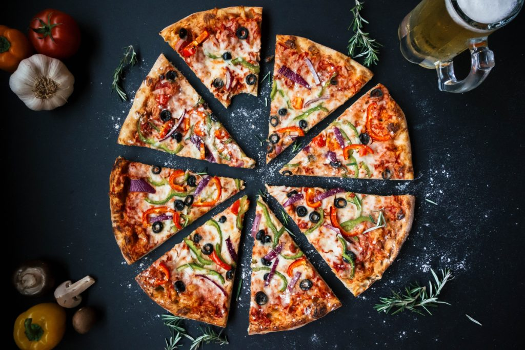 10 Places to satisfy a pizza craving