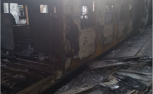 Cape Town train fires cause R30m damage