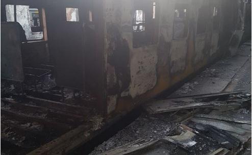 Cape Town train fires cause R30m damage