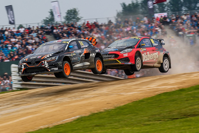 Gumtree World Rallycross of South Africa returns!