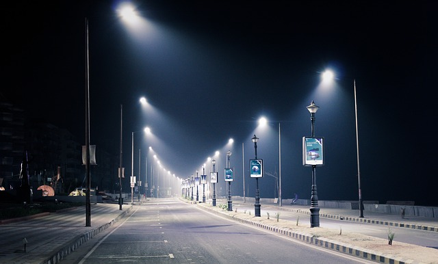 City to save 40% on street light electricity