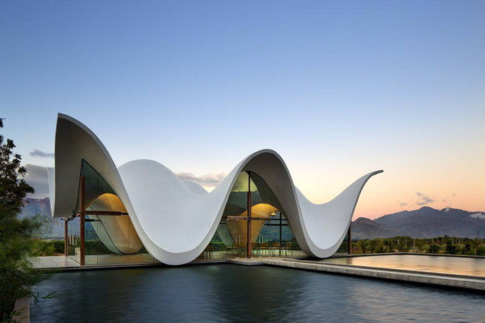 5 Architectural wonders in Cape Town