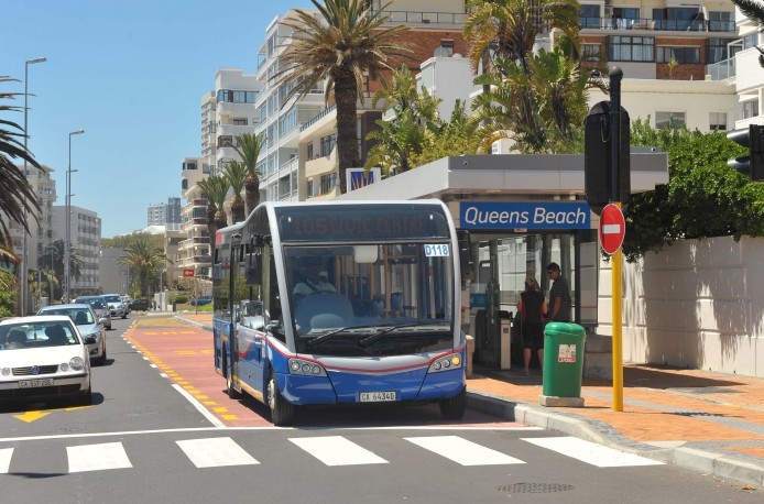Cape's new electric buses face uphill battle