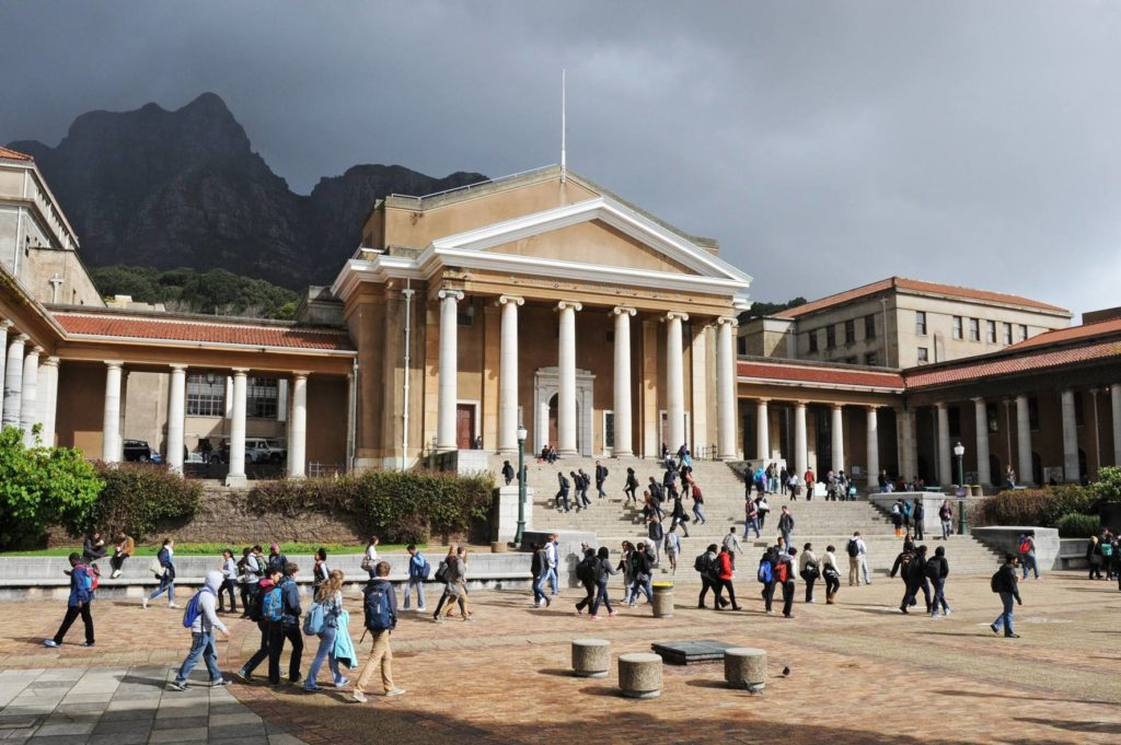 UCT gains global recognition for online courses