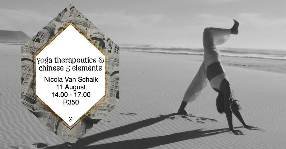 Yoga Therapeutics & Chinese 5 Elements