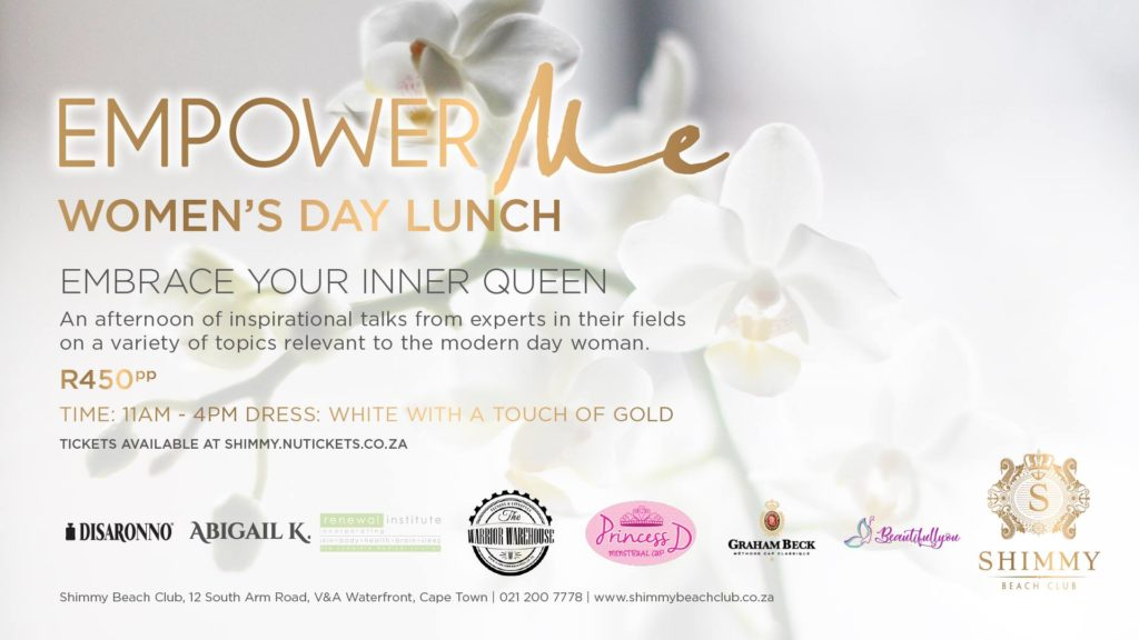 Empower Me Women's Day Lunch