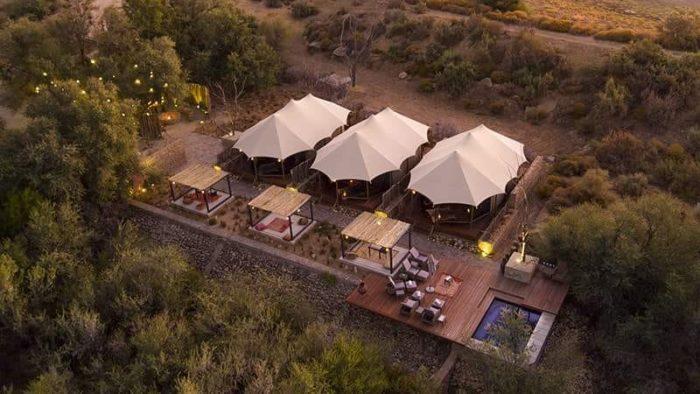 Aquila Private Game Reserve expands
