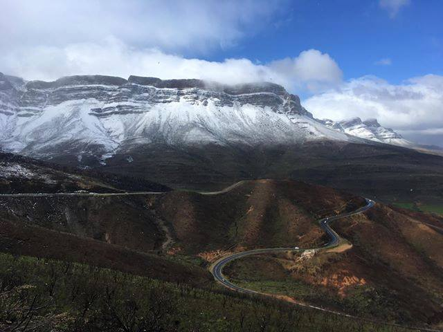 PICTURES: The Western Cape is blanketed in snow