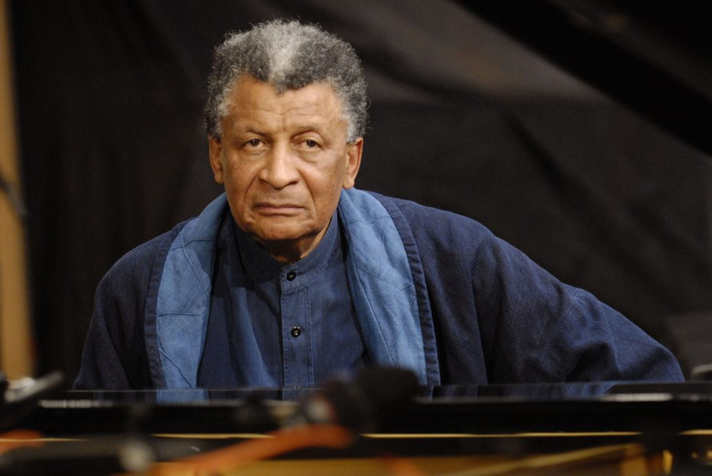 Abdullah Ibrahim's Solo Piano Concert