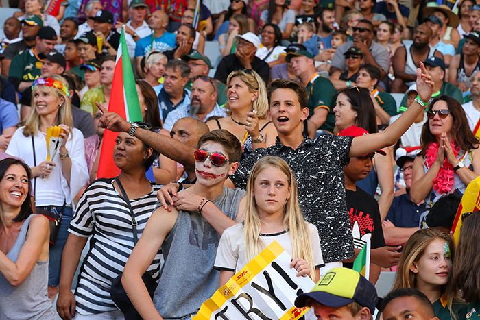 Cape Town 7's wins 'Best Live Experience' award