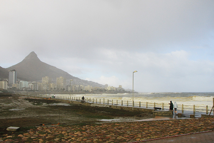Days of rain predicted for Cape Town
