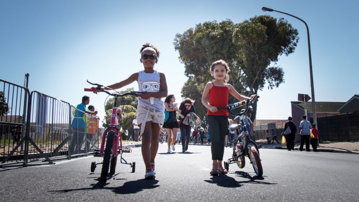 Open Streets revives heart of Cape Town